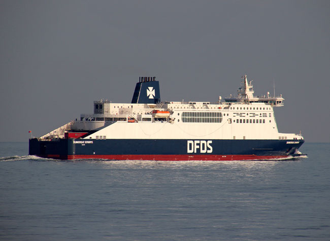 Triple ferry refit for DuroWipers