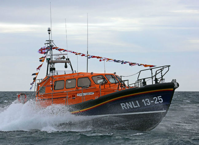 DuroWipers continues kitting out the RNLI Shannon class lifeboats